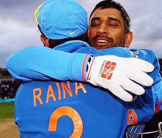 raina and dhoni Bharat Headlines