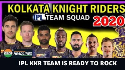 IPL TEAM 2020 Bharat Headlines