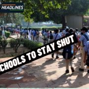 Delhi schools to stay shut