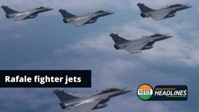 Rafale fighter jets Bharat Headlines