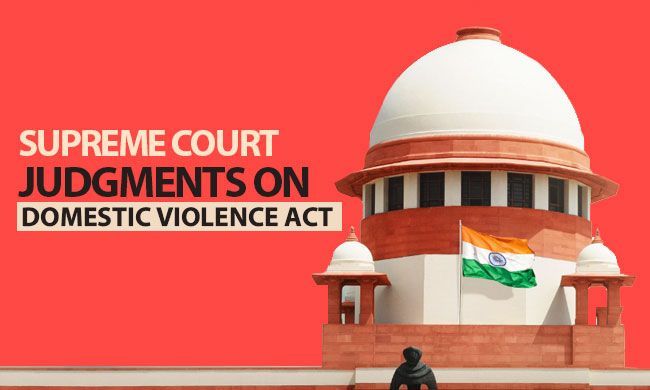 1600x960 362021 supreme court judgments on domestic violence act Bharat Headlines