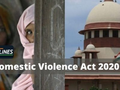 Domestic Violence Act 2020