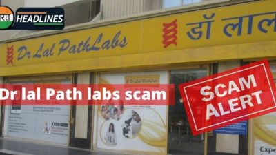 Dr lal Path labs scam