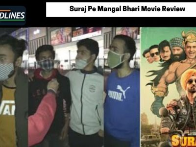 Suraj Pe Mangal Bhari Movie Review