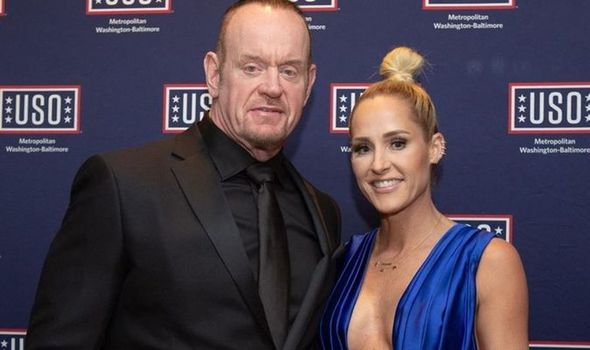 undertaker wife Michelle McCool