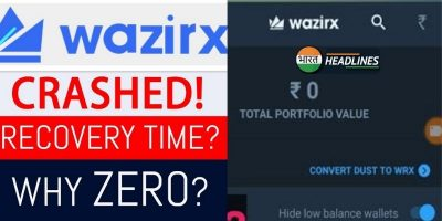 Why Wazirx Crashed